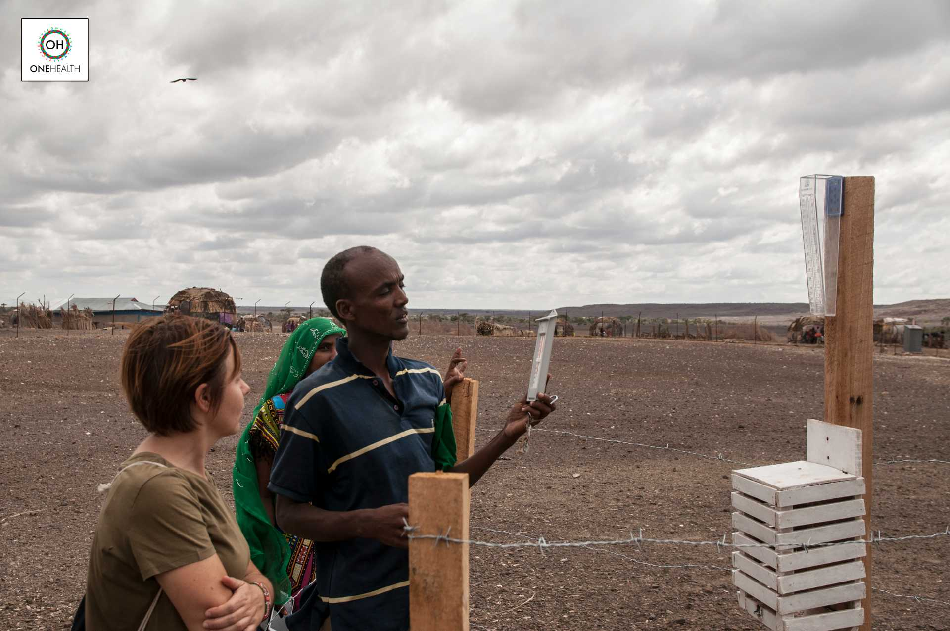 A Community based Weather Monitoring Network in North Horr Kenya
